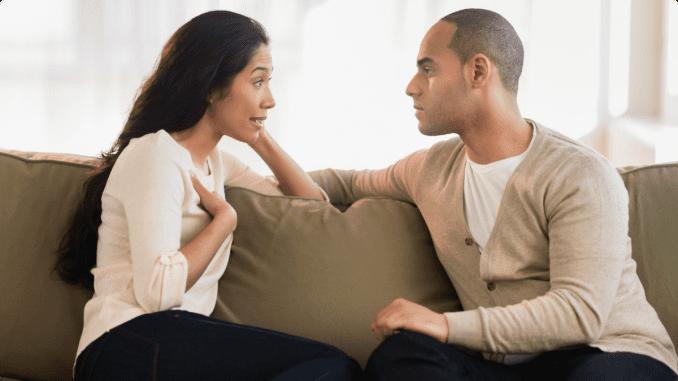 O diálogo é fundamental num bom relacionamento familiar.