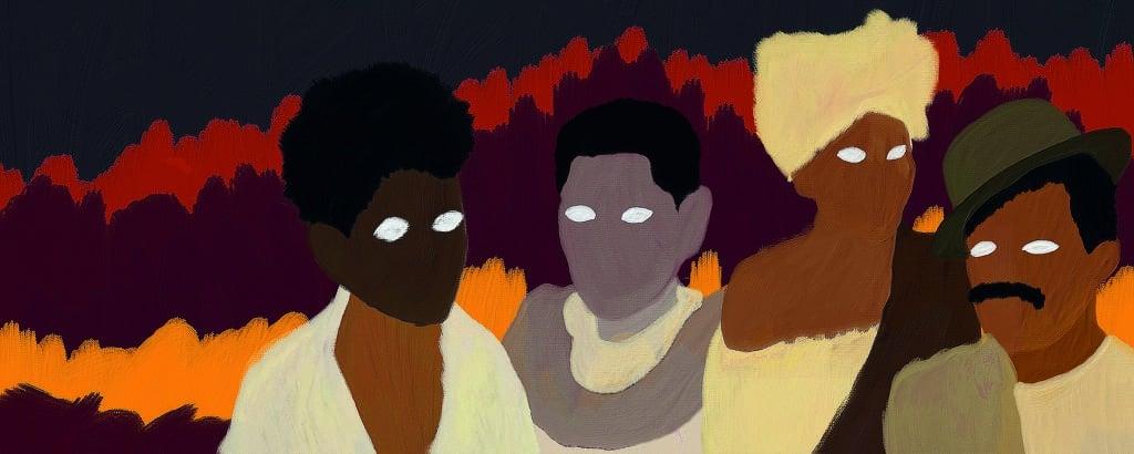 #Série Segundas pelas Vidas Negras