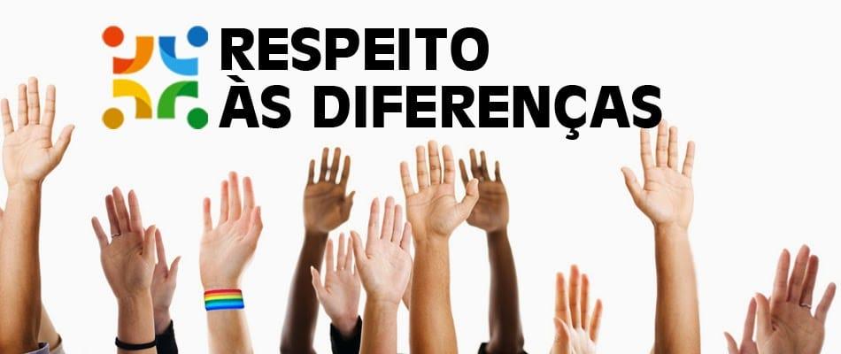 Respeito as diferenças