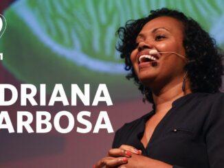Adriana Barbosa, fundadora do Festival Feira Preta e porta-voz dos afro empreendedores