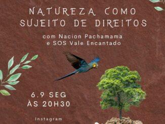 Natureza como Sujeito de Direitos